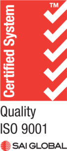 Quality Management System Certifications ISO 9001