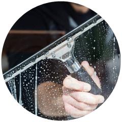 Window cleaning service North shore