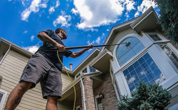 Window cleaning service North shore2