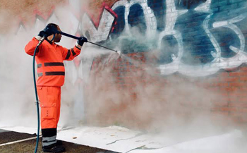 graffiti removal service North shore