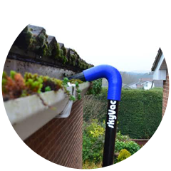 gutter cleaning service north shore