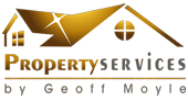 Geoff Moyle Property Services Logo