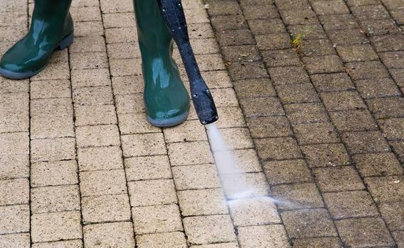 High Pressure Cleaning Lower North Shore