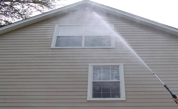 House Wash Upper North Shore