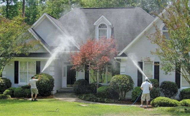 Pressure cleaning in Sydney