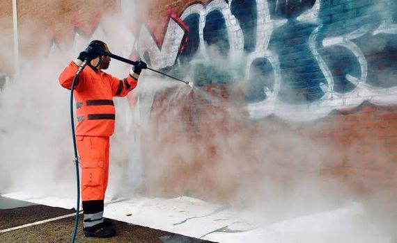 Graffiti Removal Upper North Shore