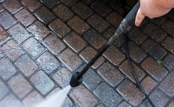 High Pressure Cleaning Upper North Shore