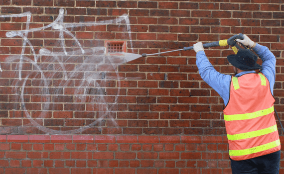 Graffiti Removal inner West